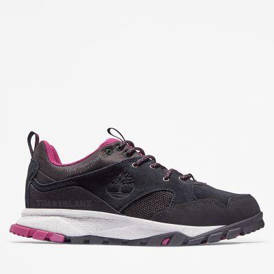 Women's Garrison Trail Waterproof Hiking Sneakers