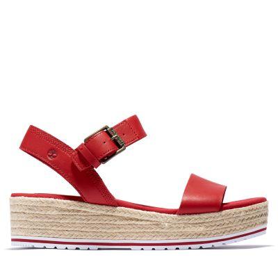 Women's Santorini Sun Ankle Strap Sandals