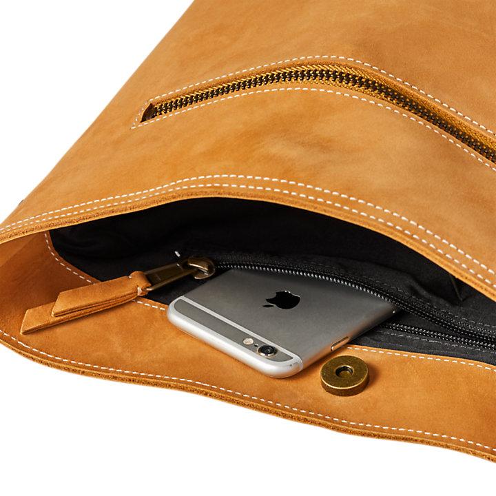 Tillston Leather Hobo Bag-