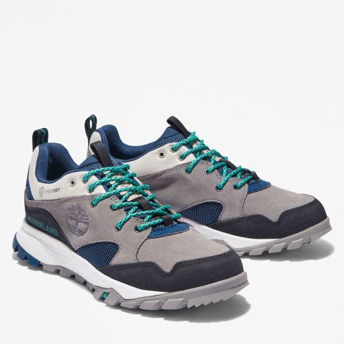 Women's Garrison Trail Waterproof Hiking Sneakers-