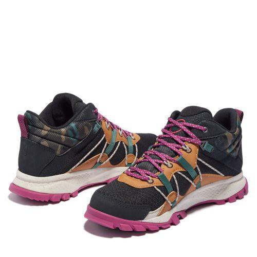 Women's Garrison Trail Waterproof Hiking Boots-