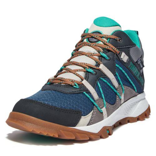 Women's Garrison Trail Waterproof Mid Hiking Boots-