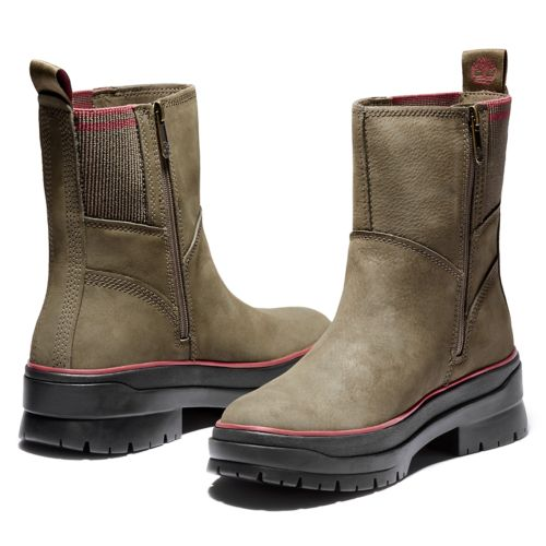 Women's Malynn Waterproof Side-zip Boots-