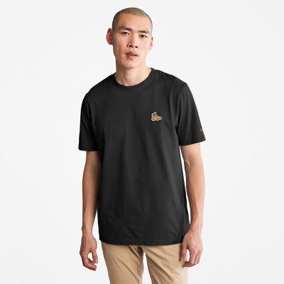 Men's Boot-Logo T-Shirt