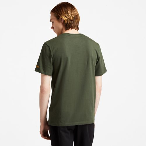 Men's Boot-Logo T-Shirt-