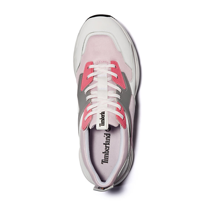 Women's Delphiville Mixed-Media Sneakers-
