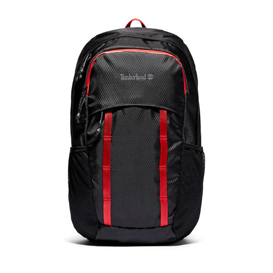 24-Liter Water-Resistant Backpack w/Rain Cover