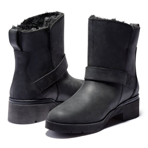 Women's Graceyn Waterproof Biker Boots-