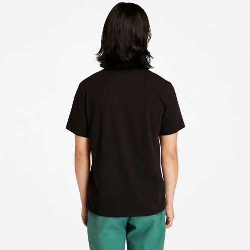 Men's Front-Graphic Logo T-Shirt-
