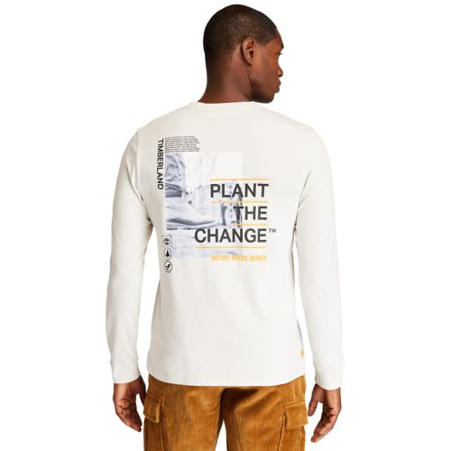 Men's Nature Needs Heroes™ Graphic Long-Sleeve T-Shirt-