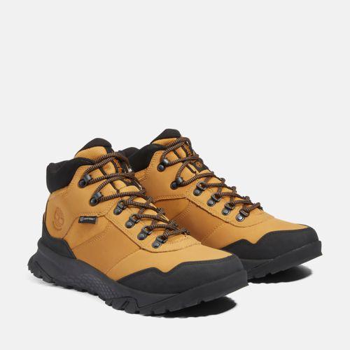 Men's Lincoln Peak Waterproof Hiking Boots-