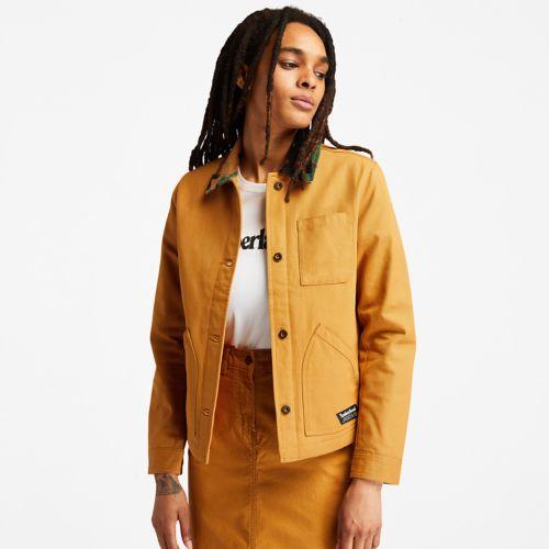 Women's Workwear Insulated Chore Jacket-