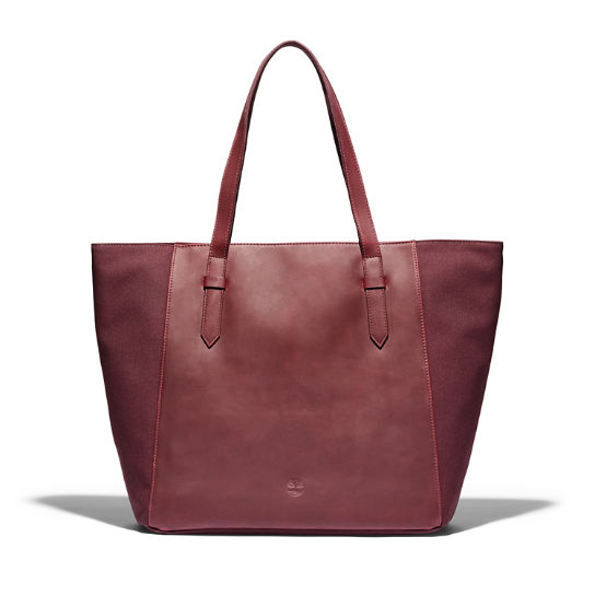 Birchcliff Tote Bag