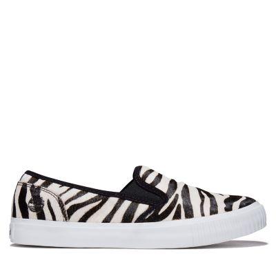 Women's Skyla Bay Safari Zebra Slip-On Shoes