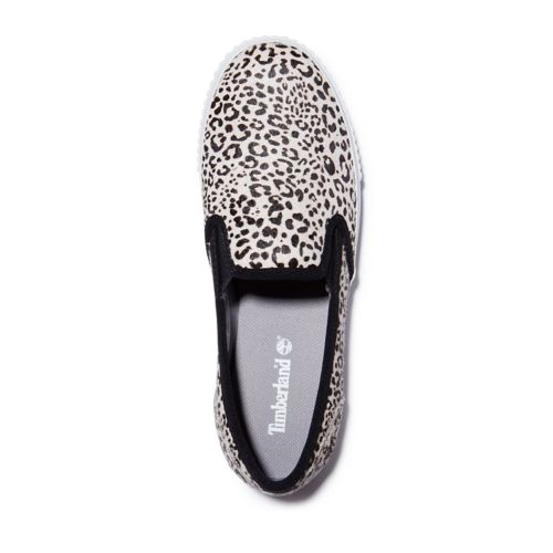Women's Skyla Bay Safari Leopard Slip-On Shoes-