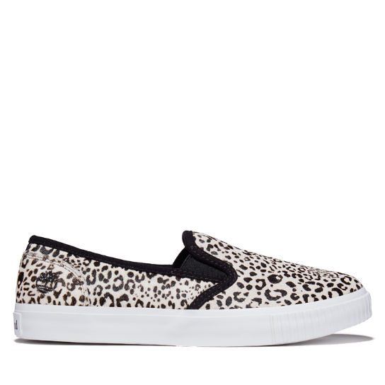 Women's Skyla Bay Safari Leopard Slip-On Shoes