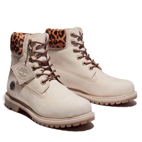 Women's Safari Cheetah 6-Inch Waterproof Boots-
