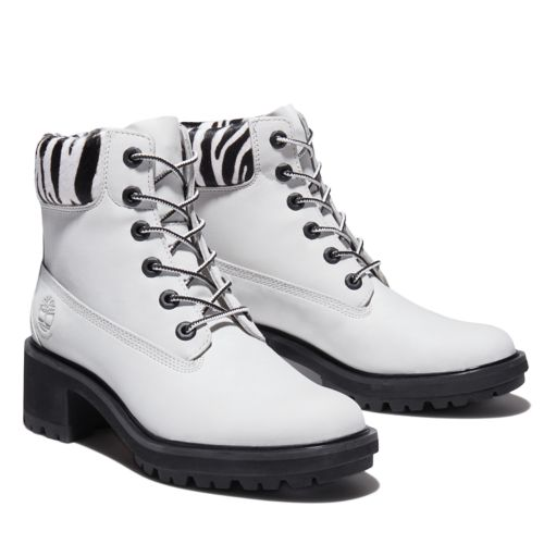 Women's Kinsley Safari Zebra 6-Inch Waterproof Boots-