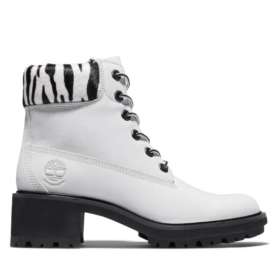 Women's Kinsley Safari Zebra 6-Inch Waterproof Boots