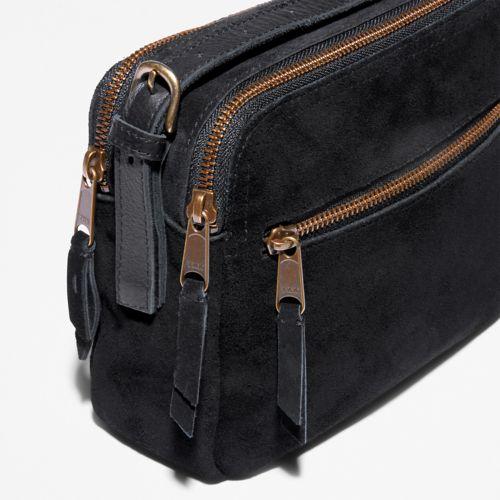 Women's Millbury Suede Crossbody Bag-