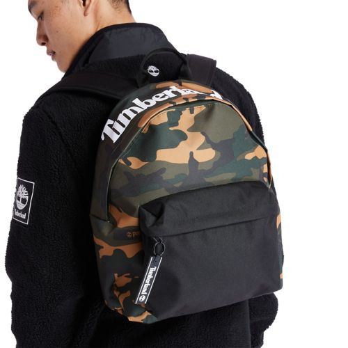 Sport Leisure Camo-Print Backpack-