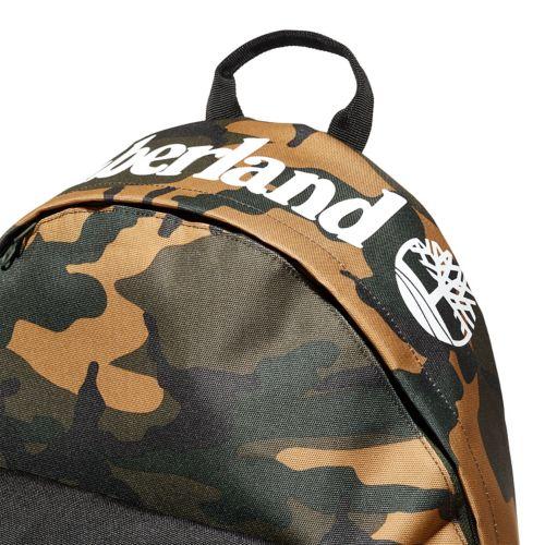 Sport Leisure Camo-Print Backpack-