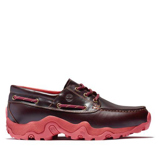 Men's Remix Handsewn Boat Shoes-