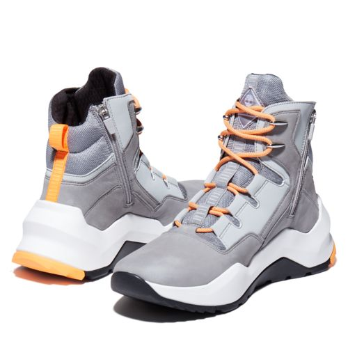 Men's Hi-Vis Madbury Side-Zip Sneaker Boots-