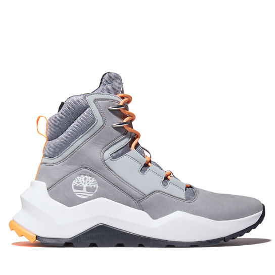 Men's Hi-Vis Madbury Side-Zip Sneaker Boots