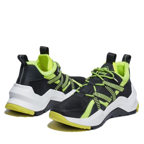 Men's Hi-Vis Madbury Canvas Sneakers-