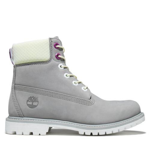 Women's Hi-Vis Timberland® Premium 6-Inch Waterproof Boots-