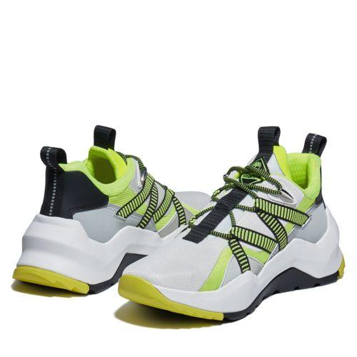 Men's Hi-Vis Madbury Canvas Sneakers-