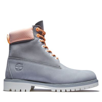Men's Hi-Vis Timberland® Heritage 6-Inch Waterproof Boots