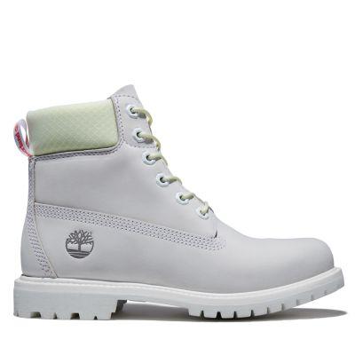 Women's Hi-Vis Timberland® Premium 6-Inch Waterproof Boots