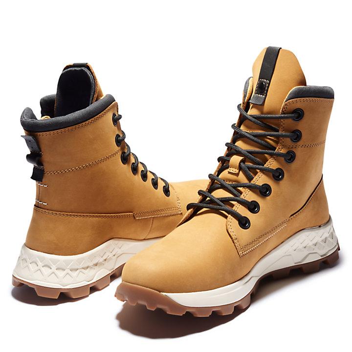 Men's Brooklyn Side-Zip Sneaker Boots-