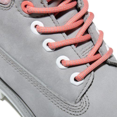 Junior Hi-Vis Timberland® Premium 6-Inch Waterproof Boots-