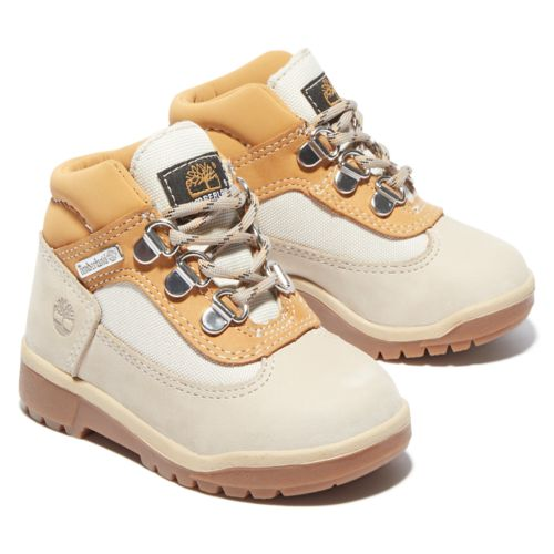 Toddler Field Boot Mixed-Media Mid Hiker Boots-