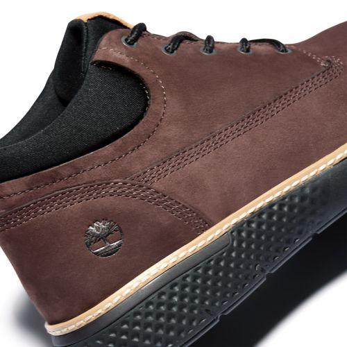 Men's Cross Mark Better Leather Chukkas-