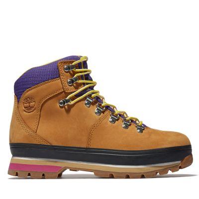 Women's Euro Hiker Waterproof Hiking Boots