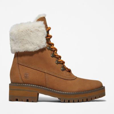 Women's Courmayeur Valley 6-Inch Waterproof Faux-Fur Boots