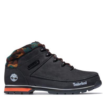Men's Euro Hiker Hiking Boots