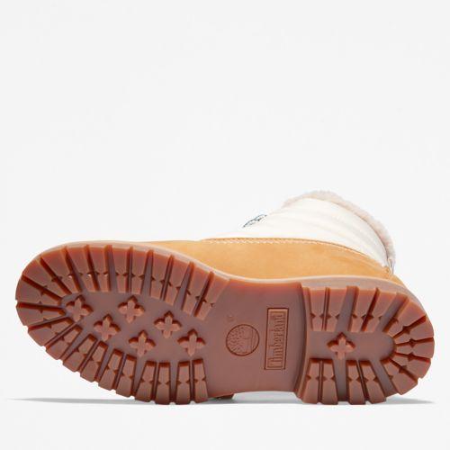 Women's 6'' Premium Puffer Waterproof Winter Boots-