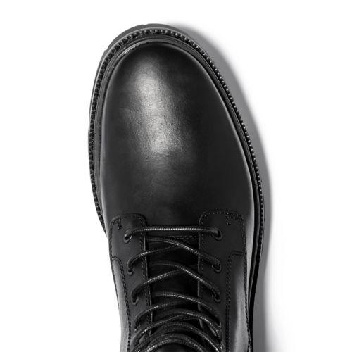 Men's Port Union Waterproof Plain-Toe Boots-