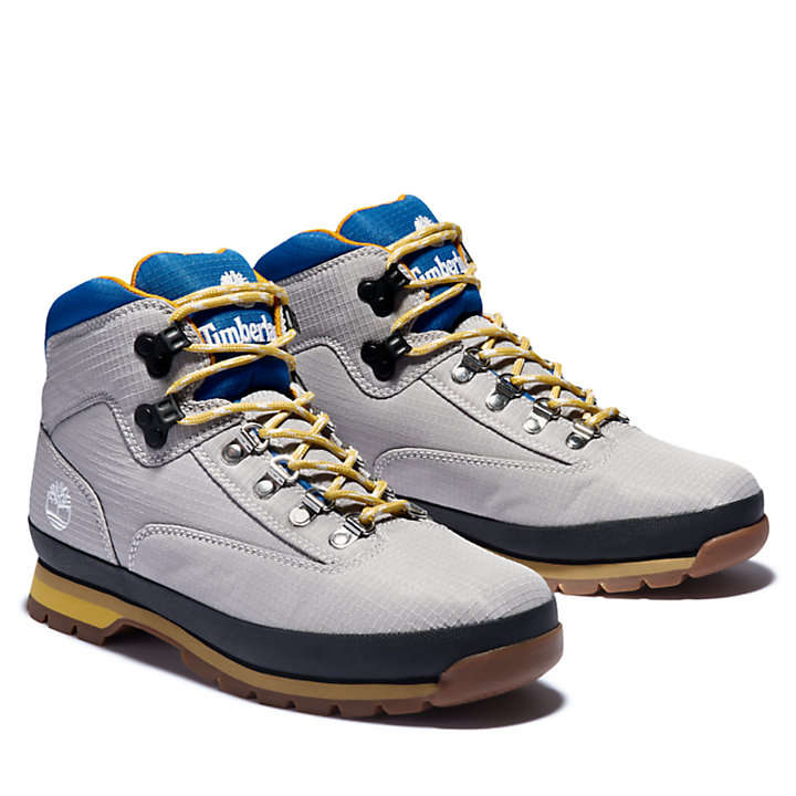 Men's Euro Hiker Knit Mid Hiking Boots-