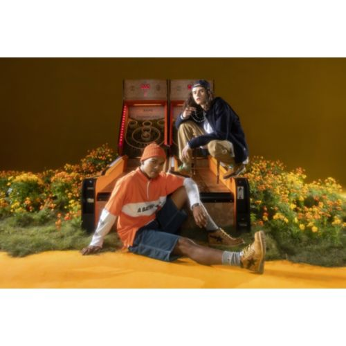 Men's BAPE x Timberland® Premium Waterproof Chukka Boots-