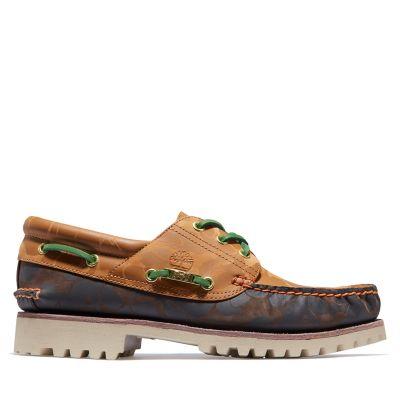 Men's BAPE x Timberland® Three-Eye Classic Handsewn Shoes