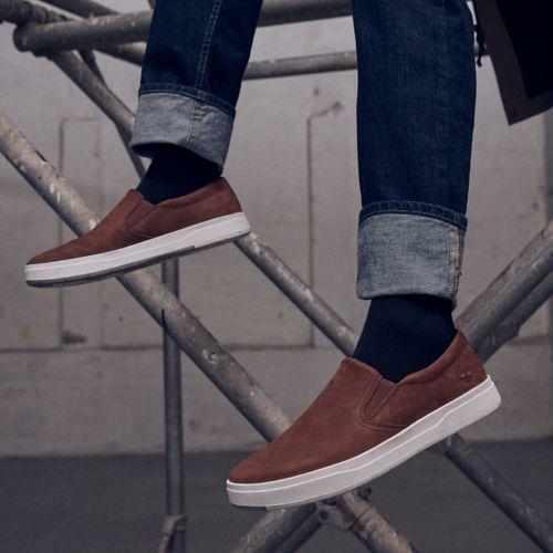 Men's Davis Square Slip-Ons-