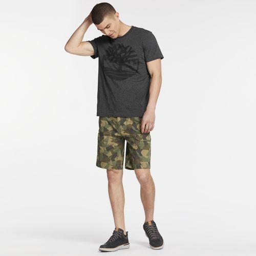 Men's Slim Fit Thread™ Fabric Graphic T-Shirt-