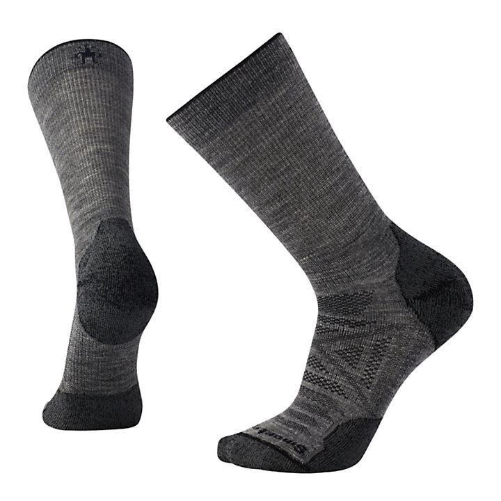 Men's Smartwool® PhD® Outdoor Light Hiking Crew Socks-