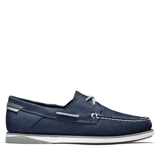 Men's Atlantis Break Leather Boat Shoes